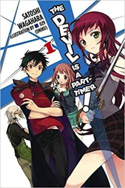 Devil Is a Part Timer vol 1