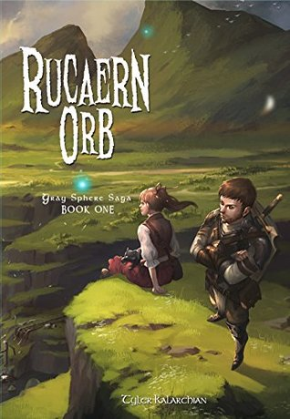"Cover of ""Rucaern Orb"" by Tyler Karlachian."