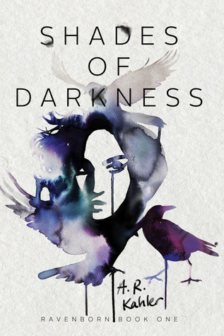 "Cover of ""Shades of Darkness"" by A.R. Kahler."