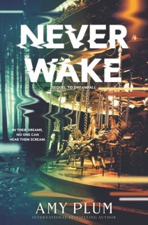 "The cover of ""Neverwake"" by Amy Plum."