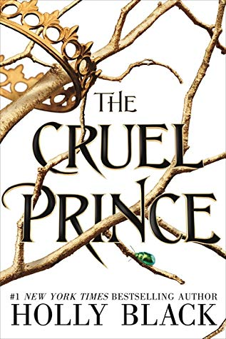 "Cover of ""The Cruel Prince"" by Holly Black."
